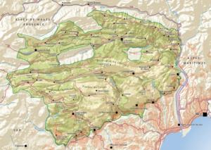 Communes du PNR